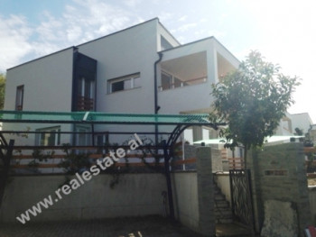 Residential villa for rent in Elbasanit Street, Km 6, in Tirana. This property is located in one of