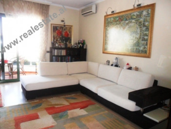 Two bedroom apartment for rent close to Deshmoret e Kombit Boulevard in Tirana.