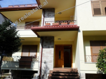 Four storey villa for rent in Selite area in Tirana. This property is located in a group of villas,