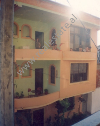 Three storey building for rent in Haxhi Dalliu Street in Tirana.
