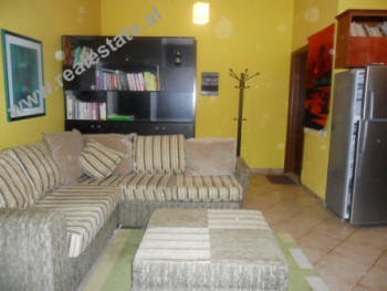 Two bedroom apartment for rent behind U.S Embassy in Tirana. The apartment is located in a quiet an