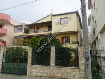 Villa for sale in Irfan Tomini Street in Tirana.