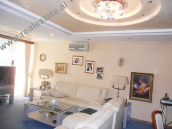 Two bedroom apartment for rent in Medar Shtylla Street in Tirana.
