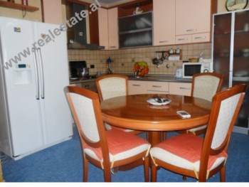 Two bedroom apartment for sale in Medar Shtylla Street in Tirana. The flat has 113sqm of living spa