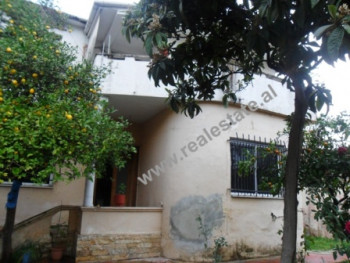 Two storey villa for sale in Naim Frasheri Street in Tirana. This villa is located in one of the mo