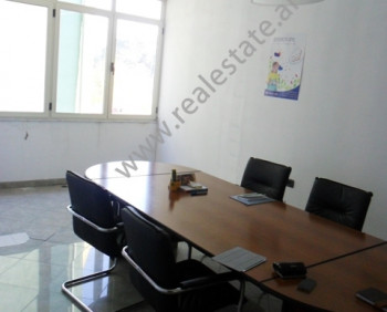 Apartment for office for rent in Brigada VIII Street in Blloku area in Tirana.The apartment is situa