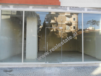 Business store for sale in Shefqet Kuka Street in Tirana. The store is situated on the first floor o