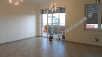 One bedroom apartment for rent close to Kavajes street in Tirana. The apartment is located in one of