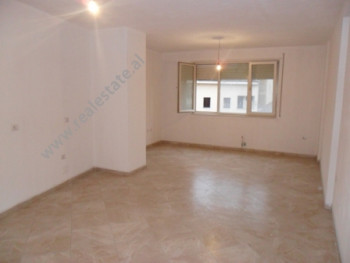 Two bedroom apartment for sale in Bardhok Biba Street in Tirana. The apartment is located on the thi