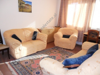 Two bedroom apartment for rent in Islam Alla Street in Tirana. Positioned on the 3-rd floor of a 4-s