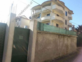 4 - Storey Villa for sale in Gramozi Street in Tirana. The villa has a surface of 470 m2 and 120 m2