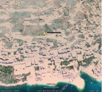 """Land for sale in """"Kanali i Cukes"""" area in Saranda.It is located in a turistic area, with"""