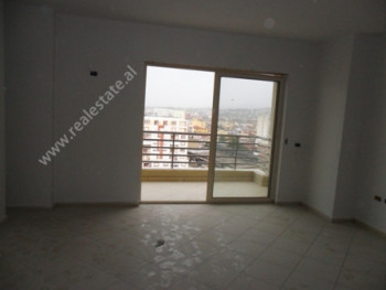 Two bedroom apartment for sale in Asim Vokshi Street in Tirana. The apartment is located on the 9 -t