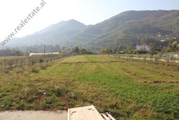 Land for sale in Mullet village in Tirana.