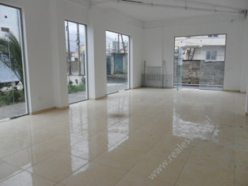 Store space for rent near Qyteti Studenti area in Tirana.