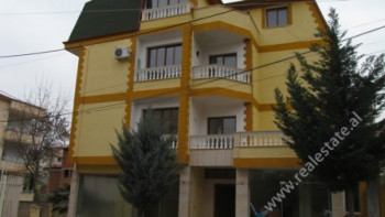 Three storey villa for rent close to Tre Vellezerit Kondi Street in Tirana.