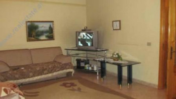 Two bedroom apartment for sale in Mine Peza Street in Tirana. The apartment is situated on the 2nd