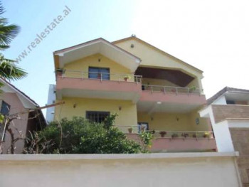 Three storey villa for rent in Tirana. The villa is located in a quiet area, in Don Bosko Street, c