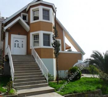 Three storeys Villa for rent in Elbasani Street in Tirana.A very good case for a wonderful alpine ho