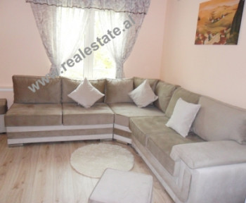 Two bedroom apartment for rent in Reshit Collaku Street in Tirana.