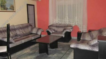 One bedroom apartment for rent in Petro Nini Luarasi Street in Tirana.