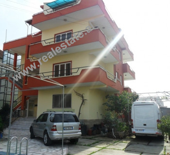 Four Storey Villa for rent in Artan Lenja Street in Tirana.