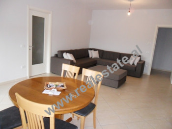 Two bedroom apartment for rent in Don Bosko Street in Tirana. The apartment is situated on the four