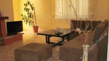 Two bedroom apartment for rent in Bill Klinton Street in Tirana.  This property is located on a hi