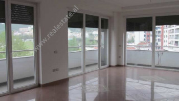 Office space for rent in Sami Frasheri Street in Tirana.  The office is positioned in one of the fi