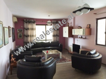 Two bedrooms apartment for rent in Ismail Qemali Street in Tirana. The apartment is situated on the