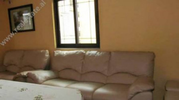 Two bedroom apartment for rent in Tirana. The building is located in a well known area of the city,