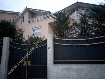 Duplex apartment for rent , part of a four storey villa in Ali Visha Street.  The area is very pre