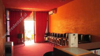 Store space for rent in Ded Gjo Luli in Tirana. The store is situated on the ground floor, with 70s