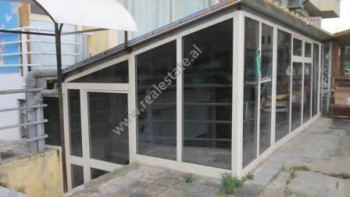 Store space for sale near Gjergj Fishta Boulevard in Tirana. The space is located in a well known a