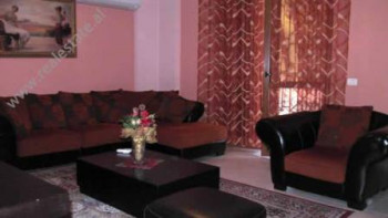 Three bedroom apartment for sale in Skender Luarasi Street in Tirana.