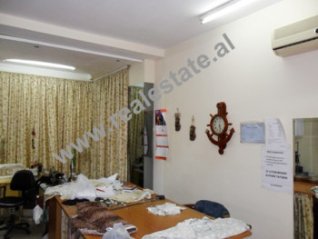 Store space for sale in Petro Nini Luarasi Street in Tirana.