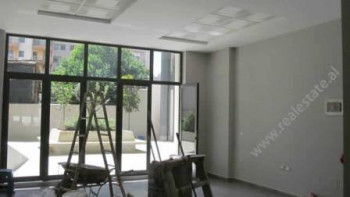 Space for rent in close to Dibra Street in Tirana. The space is situated inside of the complex, on