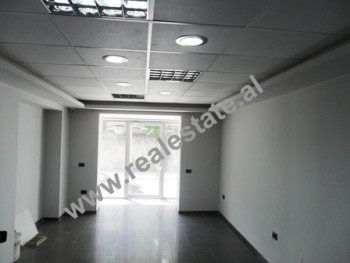 Store Space for sale in Imer Ndregjoni Street in Tirana. The store is situated on the first floor i