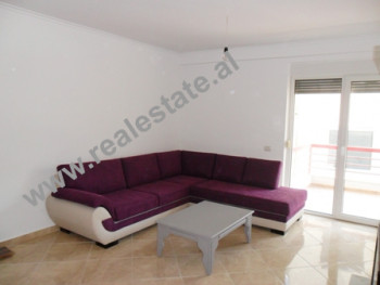 Two bedroom apartment for rent in Liqeni I Thate Street in Tirana. The apartment is located on the