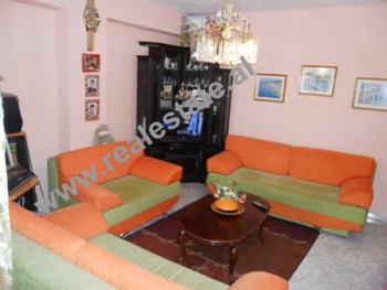 Two bedroom apartment for sale in Frosina Plaku in Tirana. The apartment is situated on the third f