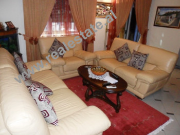 Two bedroom apartment for rent in Sulejman Delvina Street in Tirana.