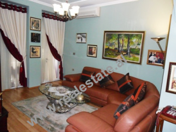 One bedroom apartment for rent in Sulejman Delvina Street in Tirane. The apartment is situated on t