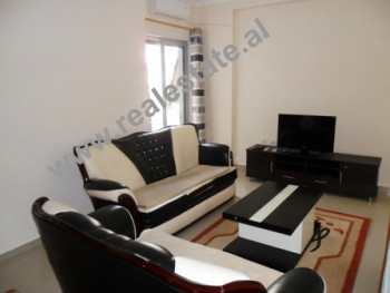 One bedroom apartment for rent in Him Kolli Street in Tirana. The apartment is situated on the 3-rd