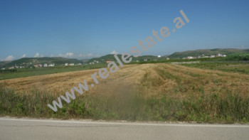 Land for sale in Spille in Kavaje.