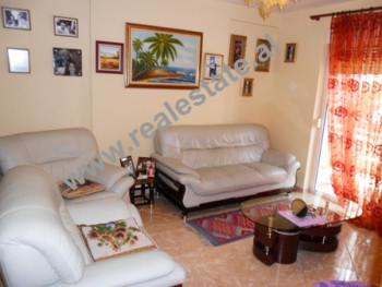 One bedroom apartment for rent in Liqeni I Thate Street in Tirana.