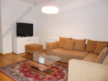 Modern apartment for rent in Elbasani Street, Sauk Area, Tirana. The apartment is located in a new r