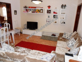 Apartment for rent in Vangjush Furxhi Street in Tirana.