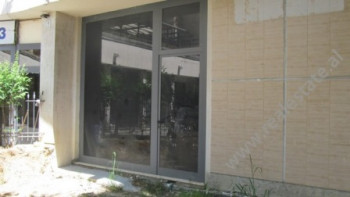 Store space for rent close to Qemal Stafa Stadium in Tirana.