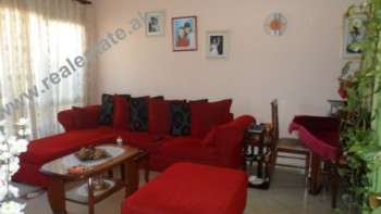 One bedroom apartment for rent in the beginning of Don Bosko Street in Tirana. The flat is si
