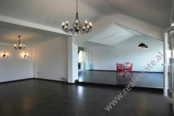 Modern apartment for rent in Tirana. The apartment is located in a well known area, far from the no